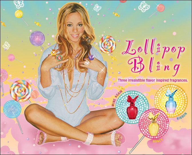 """Mariah Carey """"Lollypop Bling"""""""